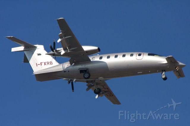 """Piaggio P.180 Avanti (I-FXRB) - New """"livrea"""" for Piaggio P180 Foxair"""