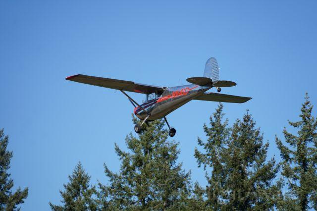 Cessna 140 (N1141D)