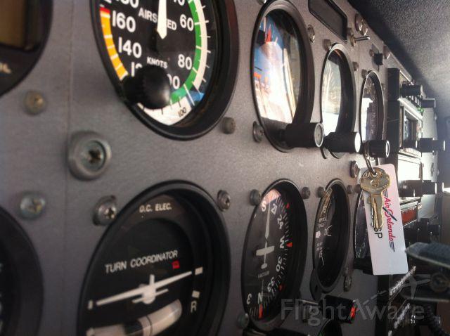 Cessna Skyhawk (N826SP)