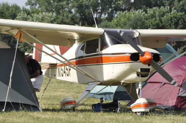 Piper PA-22 Tri-Pacer (N1545P)