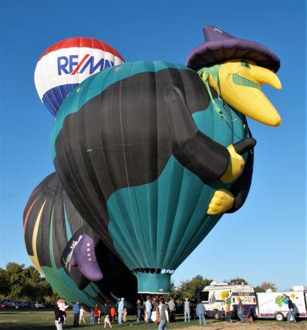 Unknown/Generic Balloon (N9102N) - 1 Nov 2008, Sierra Vista, AZ<br />AEROSTAR INTERNATIONAL S-57A