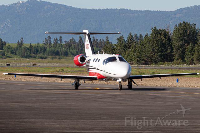Cessna Citation Mustang (N13DC)