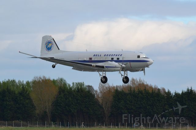 Douglas DC-3 (turbine) (C-FTGX)