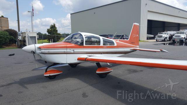 Grumman AA-5 Tiger (N4519C)