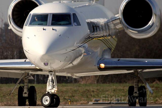 Gulfstream Aerospace Gulfstream IV (N111CQ)