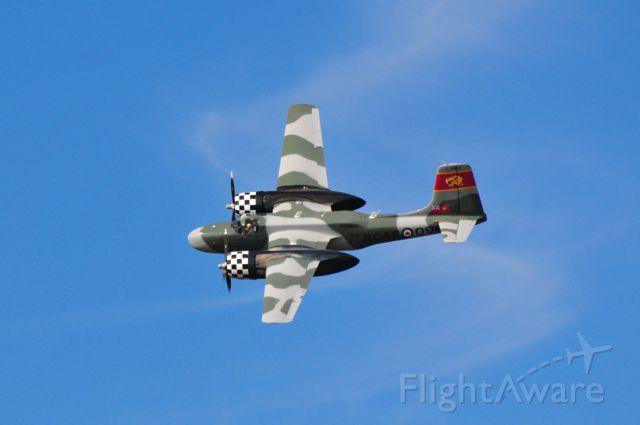 — — - Douglas A26 Invader