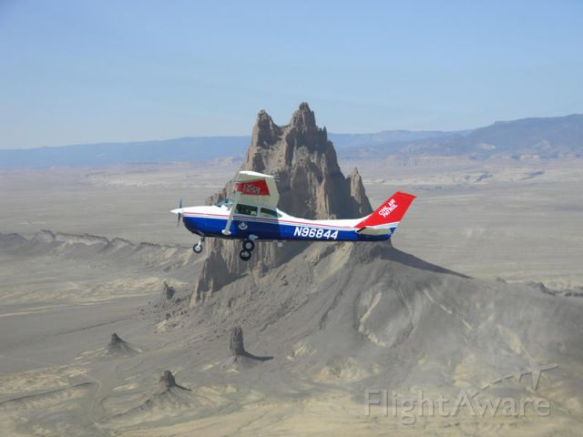 Cessna Skylane (N96844) - Shiprock NM