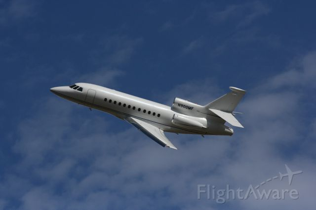 Dassault Falcon 900 (N900MF)