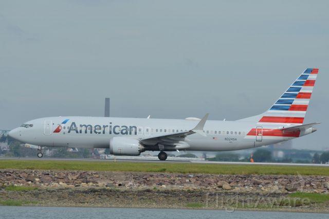 Boeing 737 MAX 8 (N324SH) - American 1235 to Miami