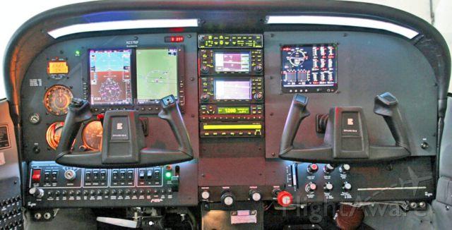 N237RP — - Avionics by Garmin and S-Tec - Installation by Tomlinson Avionics, KPBF. Engine instruments by JPI - Installation by Sharp Aviation, KJBR. Panels by Envision Avionics Panels - Installation by Airplains Services, KEGT. Leather Yokes by SairCorp, KBJJ.