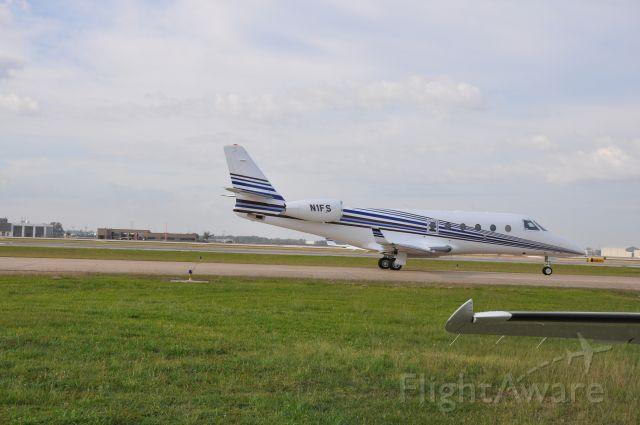 IAI Gulfstream G150 (N1FS)