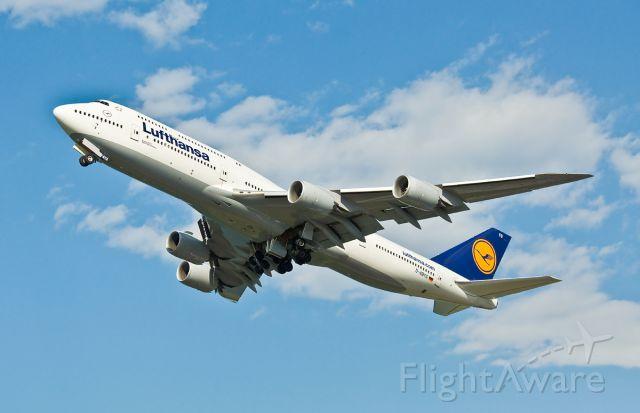 BOEING 747-8 (D-ABYG) -  Baden-Württemberg