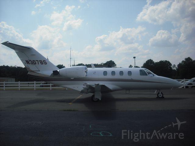 Cessna Citation CJ1 (N307BS)