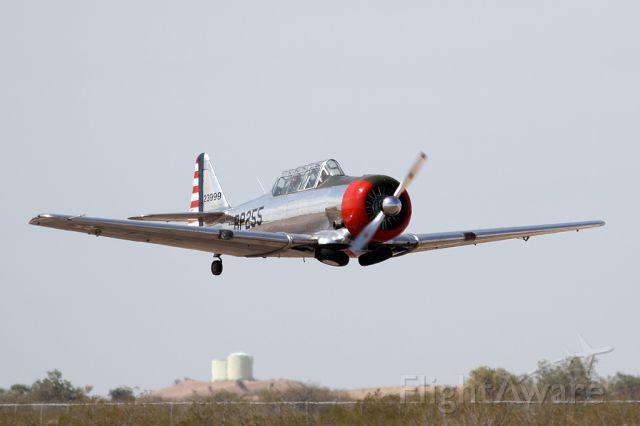 N3158G — - North American T6-G - Cactus Fly-in 2011 - Casa Grande, AZ