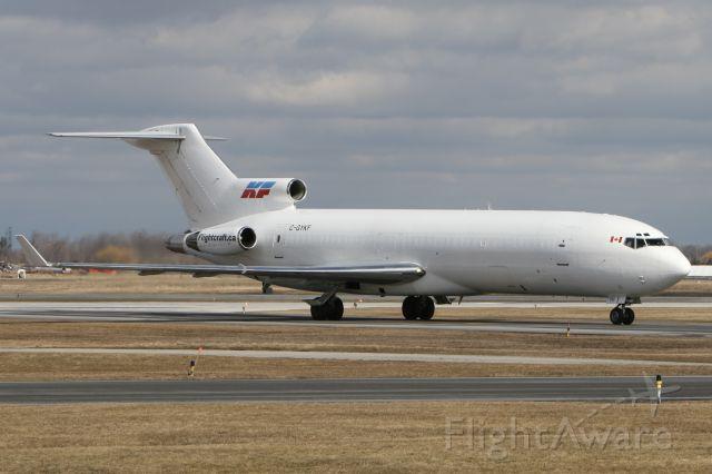 BOEING 727-200 (C-GYKF) - March 11, 2009 - arrived at Hamilton