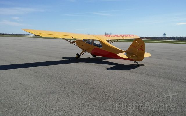 NC83605 — - Newly restored and on her way to her new home with a very happy owner!
