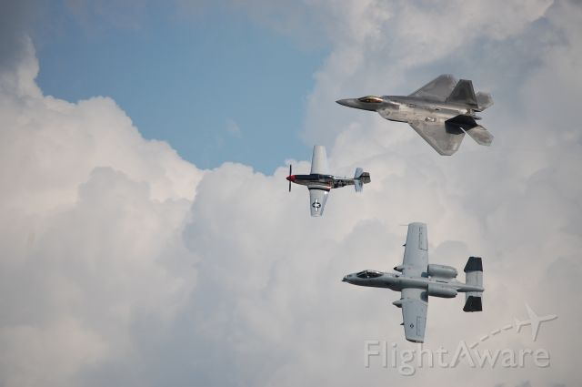 Fairchild-Republic Thunderbolt 2 — - Joint Forces Air Show - 16.May.09
