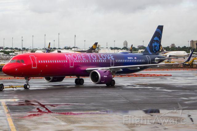 Photo Of Alaska Airlines A21n N926va Flightaware