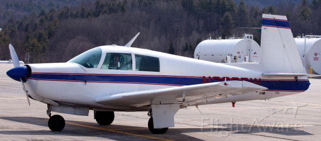 Mooney M-20 (N203PW)