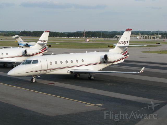 IAI Gulfstream G200 (N720QS) - ISRAEL AIRCRAFT INDUSTRIES GULFSTREAM 200