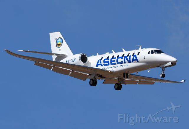 Cessna Citation Sovereign (6V-CEV)