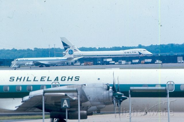 Lockheed L-188 Electra — - Lockheed Electra of travel club