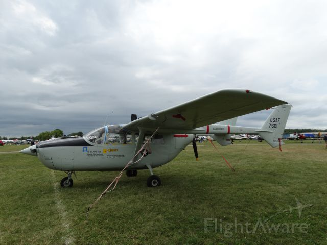 Cessna Super Skymaster (N7146Y) - Cessna M337B (1966 C/N 337-M0399)