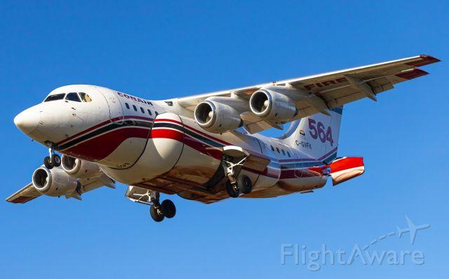Avro Avroliner (RJ-85) (C-GVFK)