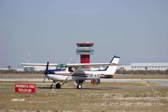 Cessna 152 (XB-AYE)