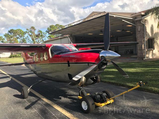 Cessna P210 (turbine) (N77BV)