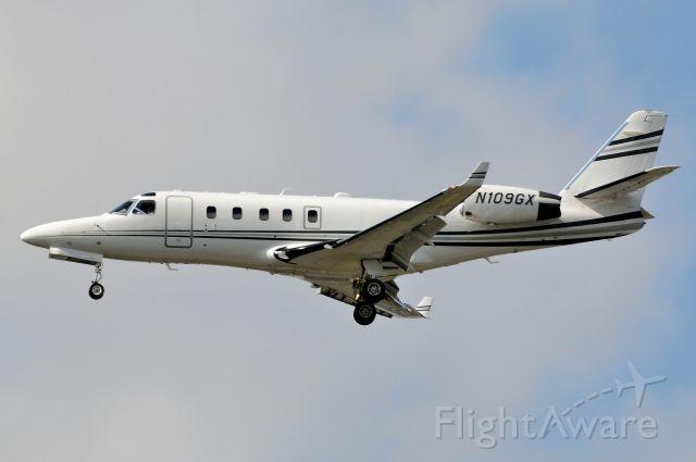IAI Gulfstream G150 (N109GX) - 2012
