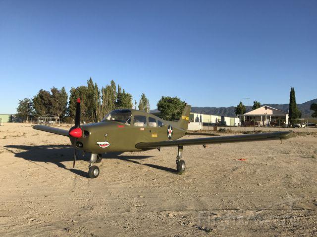 Beechcraft Sundowner (N8766M) - Brian Ranch