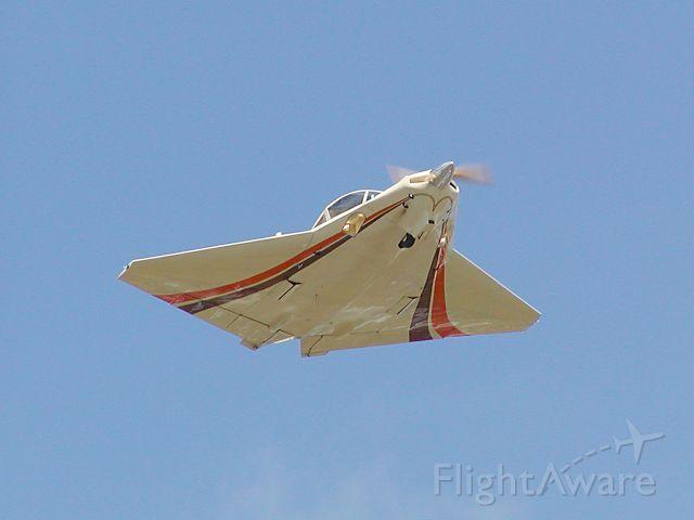 DYKE JD-2 Delta (N78BS) - 1980 Dyke Delta JD-2