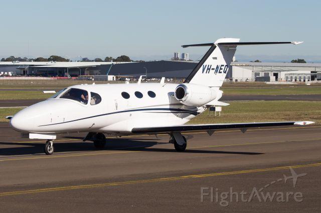 Cessna Citation Mustang (VH-NEQ)