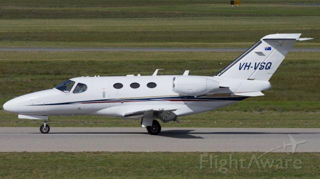 Cessna Citation Mustang (VH-VSQ)