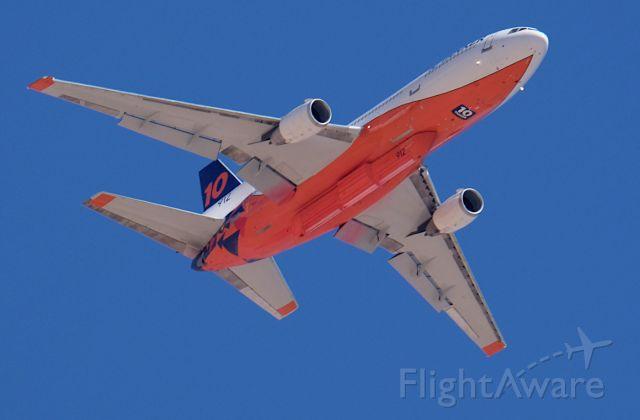 McDonnell Douglas DC-10 (N522AX) - Lone Pine, Californiabr /June 22, 2021