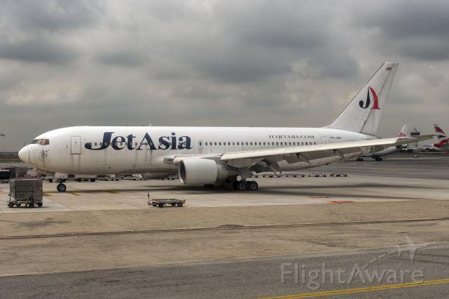 BOEING 767-200 (HS-JAK) - 29th Sept., 2017