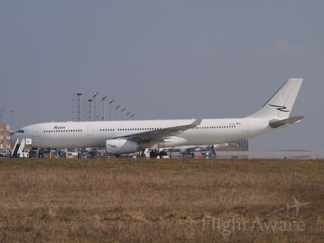 Airbus A330-300 (N771RD) - Ryan International A330 in LEJ