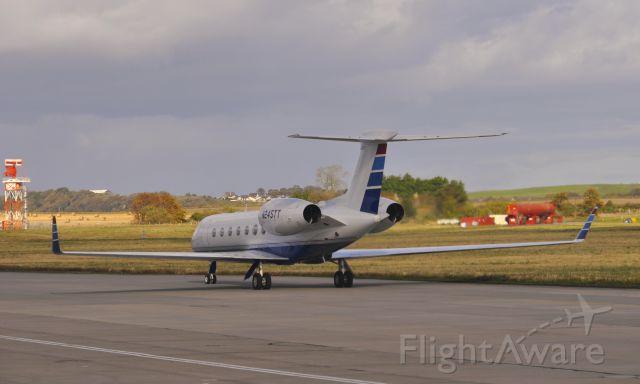 Gulfstream Aerospace Gulfstream V (N245TT) - Private Gulfstream Aerospace G550 N245TT in Inverness