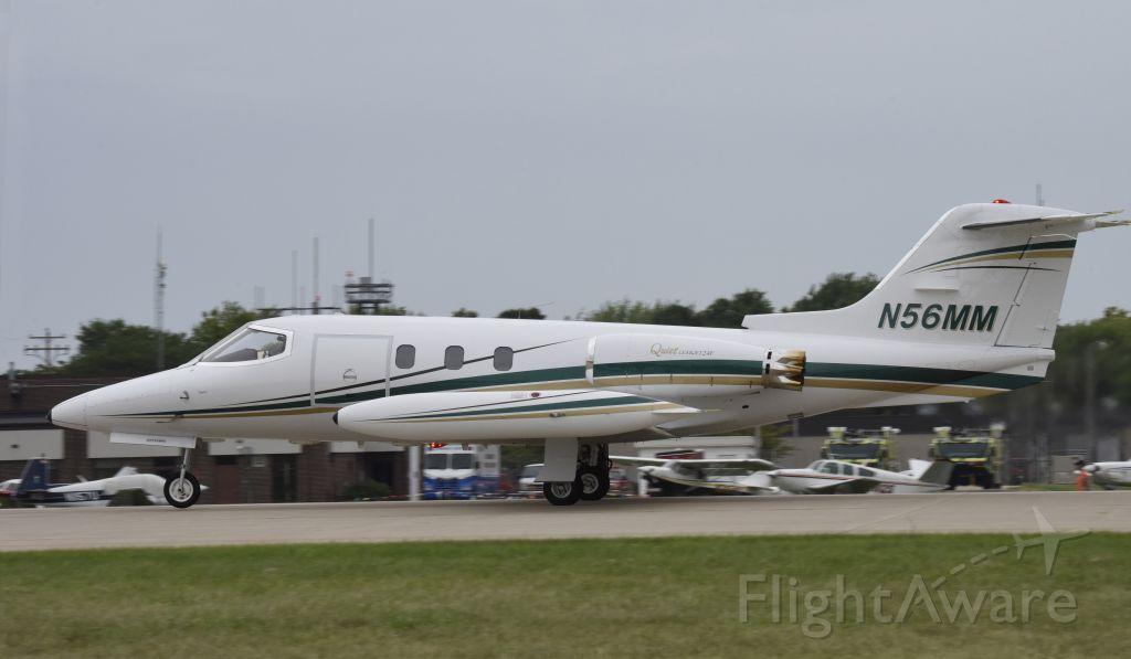 Learjet 24 (N56MM) - Airventure 2019