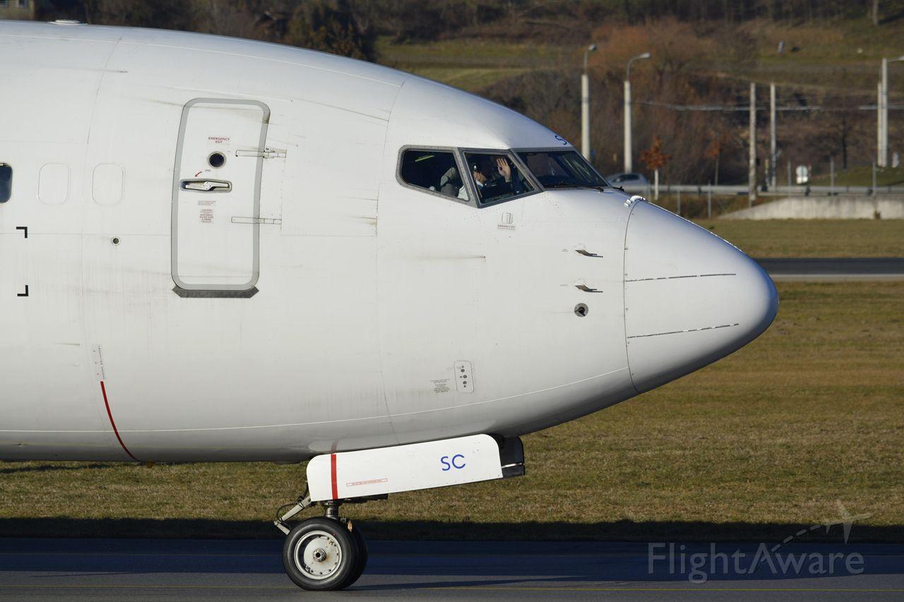 Boeing 737-800 (PH-HSC)