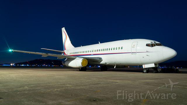 Boeing 737-200 (N465TW)