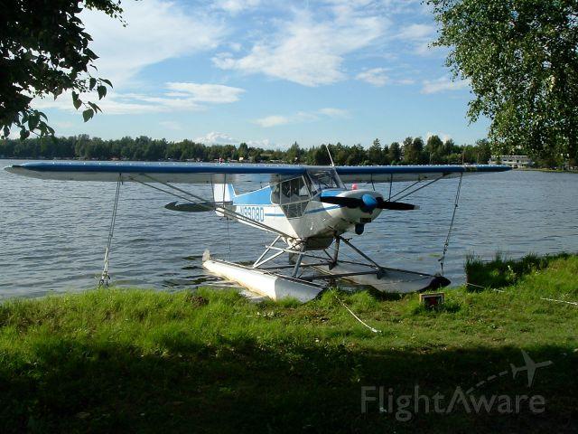 Piper L-21 Super Cub (N9908D)