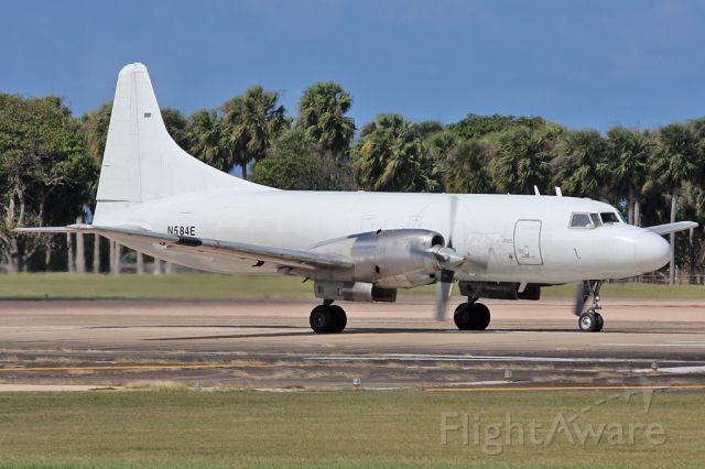 CONVAIR CV-580 (N584E)
