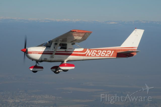 Cessna Commuter (N63621)