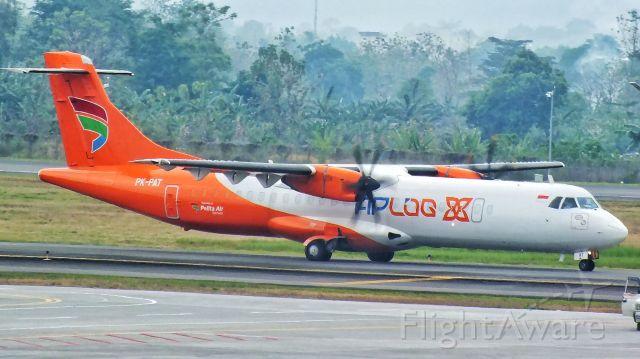 Aerospatiale ATR-72-600 (PK-PAT)