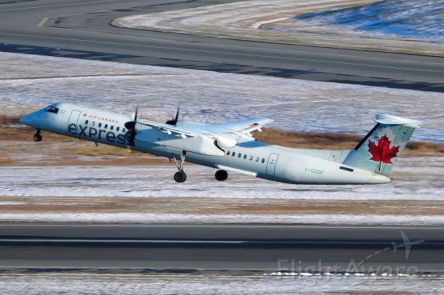 de Havilland Dash 8-400 (C-GGOF)
