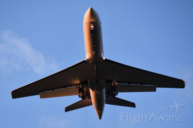 Gulfstream Aerospace Gulfstream IV (N505UP)