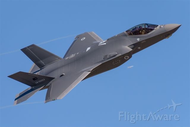 Lockheed F-35C (18-0003) - It has been formally announced that the United States has removed Turkey from the F-35 program following Turkey's decision to acquire Russian-made S-400 anti-aircraft systems. As it stands, only four F-35s ended up being produced for the Turkish Air Force, and have never left the United States, so this has ended up being a rare sight.