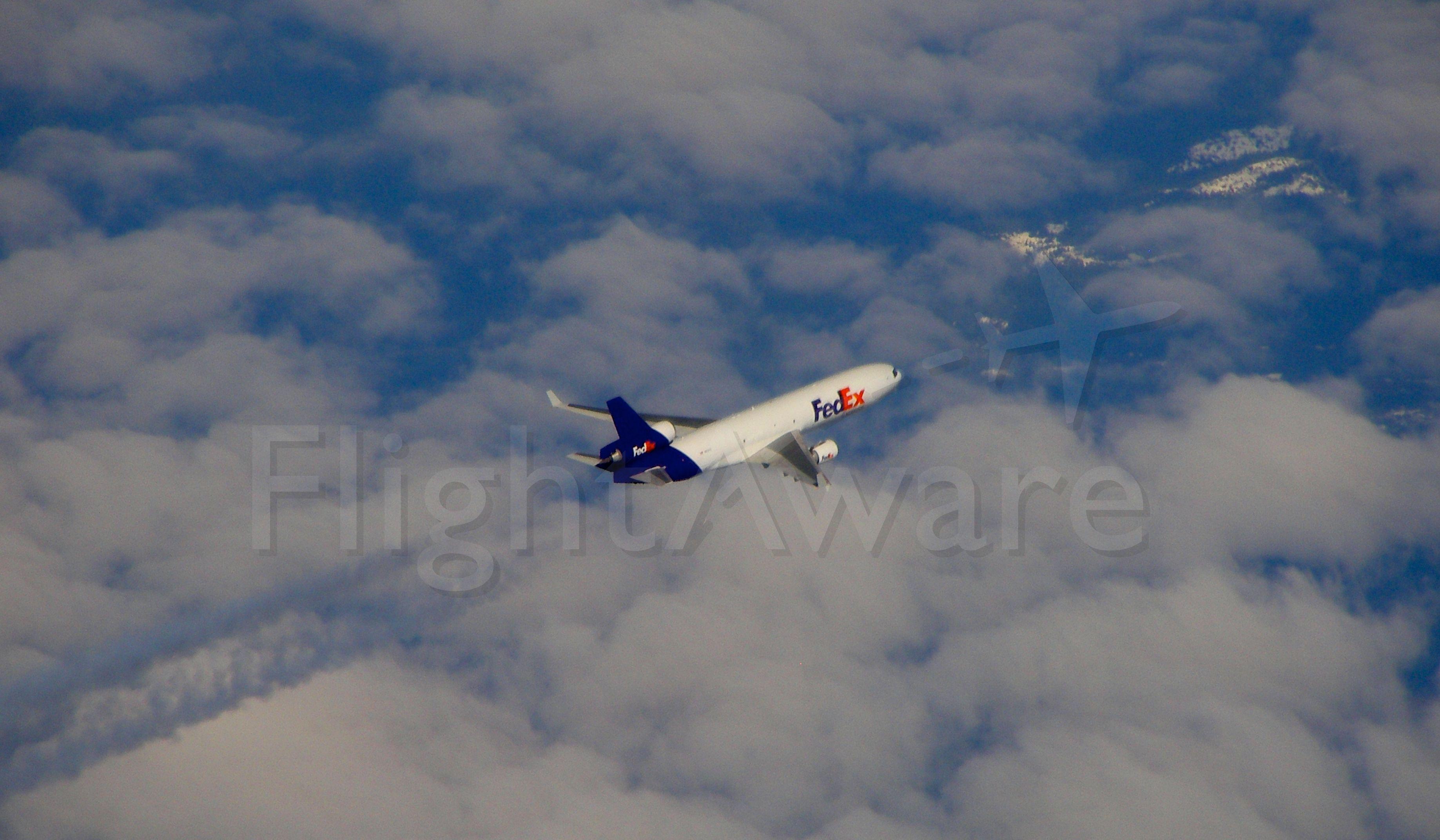 Boeing MD-11 — - FDX 90 - 22 May 2009 PANC-KMEM